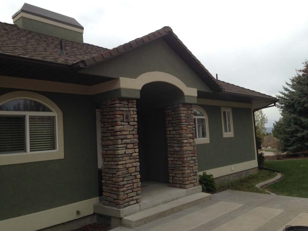 Home Remodels | Stucco, Soffit, Fascia, & Stone
