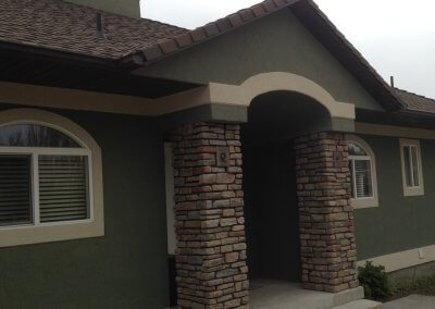 stucco contractor logan ut
