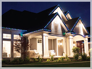 all occasion lighting on home